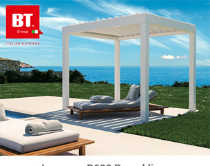 L'OUTDOOR firmato BT Group + spazio + comfort + design
