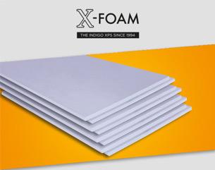 Polistirene estruso X-FOAM: Eccellenza Italiana, anche Made in Germany