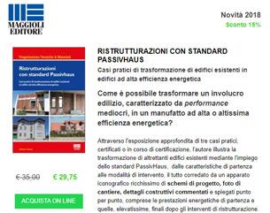Casi pratici di ristrutturazioni con standard Passivhaus