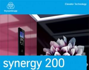 Scopri l'ascensore più smart per le città del futuro: synergy 200 è già qui