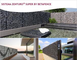 Betafence: Nuove idee per una recinzione originale, bella e di privacy
