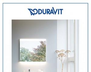 Brioso, la serie di mobili per il bagno Duravit personalizzabile…