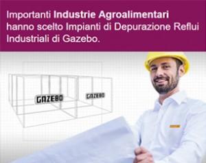 Depurazione Reflui Industriali: perché scegliere Gazebo