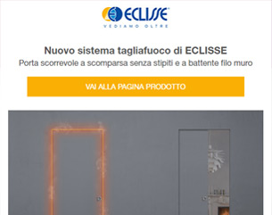 Nuovo sistema tagliafuoco di ECLISSE