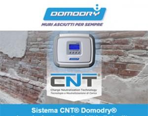 CNT Domodry: la soluzione per l'umidità di risalita