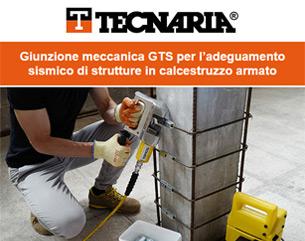 Nuova giunzione meccanica GTS di Tecnaria