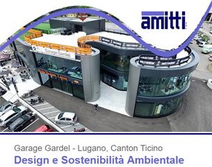 Amitti: design e sostenibilità ambientale