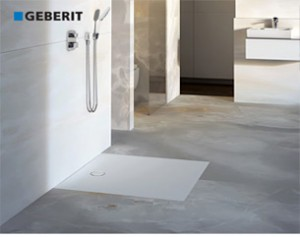 Geberit Setaplano. Touch it. Love it.