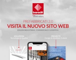 Prefabbricati in cemento Baraclit: guarda che novità