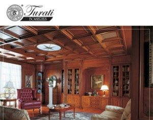 Controsoffitti: il connubio tra estetica e funzionalità firmato Turati Boiseries