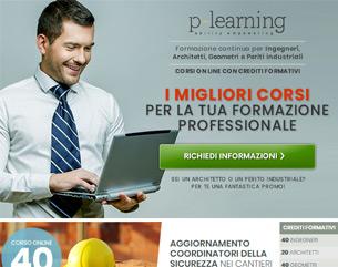 P-learning: formazione continua con crediti formativi