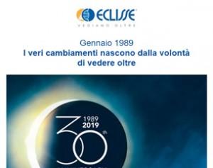 ECLISSE: 30 anni di innovazione