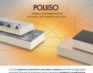 Poliiso – I pannelli in schiuma polyiso di Ediltec
