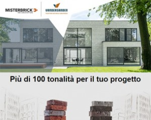 Mattoni facciavista: 100 tonalità per il tuo progetto