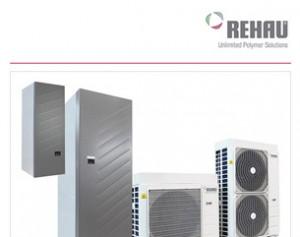 Nuove pompe di calore ad alta efficienza Rehau