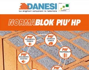 Nuova linea di blocchi ad alte prestazioni termiche per tamponature monostrato