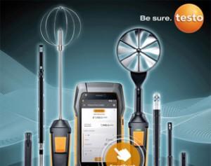 Misura dei parametri ambientali con tecnologia SmartTouch