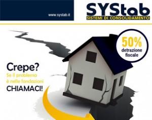 Consolidamento fondazioni: scopri le tecnologie SYStab