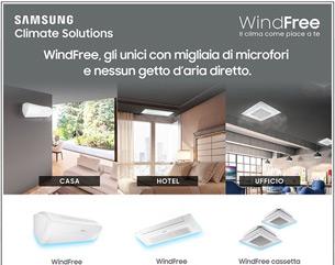 Scopri WindFree, la tecnologia senza getti d'aria diretta