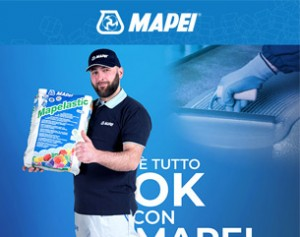 Mapelastic, l'impermeabilizzante di Mapei