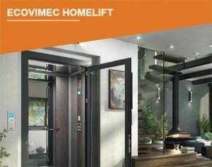ECOVimec: l'ascensore per la casa ecologico e personalizzabile