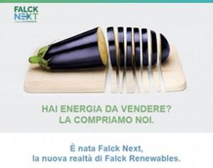 Il prossimo partner per la tua energia? Da oggi c'è Falck Next.