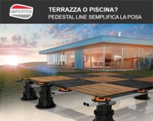 Sostenibilità: pavimenti sopraelevati con Pedestal Line