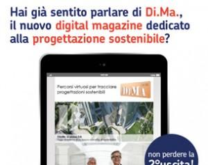 Di.Ma. il nuovo magazine sulla progettazione sostenibile