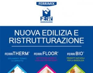 Webinar Ferrimix 👉 Nuova edilizia e ristrutturazione