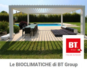 Pergoklima by BT Group: una stanza all'aria aperta