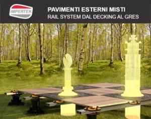 SOSTENIBILITÀ pavimenti rialzati con Pedestal Line