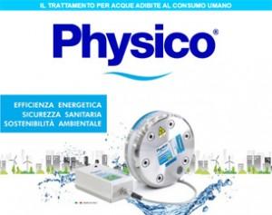 Physico: sanificazione degli impianti idraulici