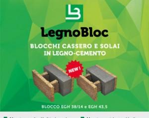Nuovo sistema costruttivo Legnobloc