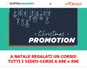 XMAS Promo  Video-Corsi a partire da 69€