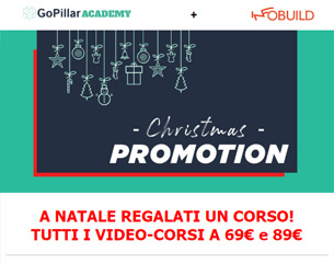 XMAS Promo| Video-Corsi a partire da 69€