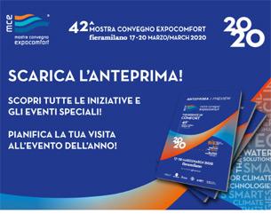 Anteprima MCE 2020