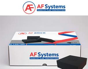 AF Brick: il Nuovo Mattoncino Antifuoco di AF Systems