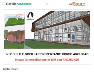 Video-Corso Online di BIM Archicad a 99€