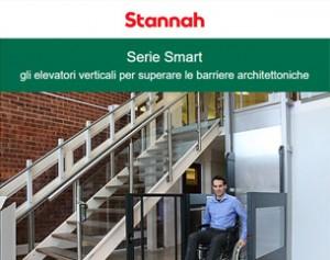 Smart, la nuova linea di piattaforme elevatrici