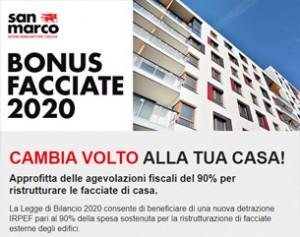 Bonus Facciate 2020: San Marco cambia volto alla tua casa