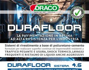 DURAFLOOR: la pavimentazione ad alta resistenza per l'industria alimentare