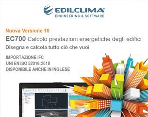 EC700 novità V10 disegna e calcola tutto ciò che vuoi, ora!