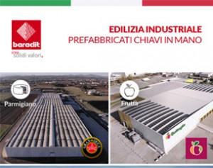 Edilizia industriale Baraclit: ricostruiamo l'Italia