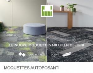 Le nuove moquettes Milliken di Liuni