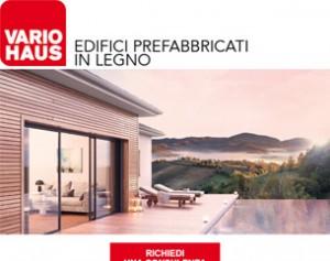 Edifici prefabbricati in legno Vario Haus, anche con Superbonus 110%
