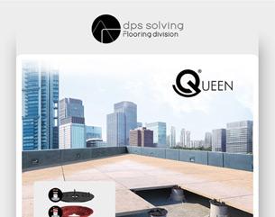 Queen: soluzioni evolute per pavimenti sopraelevati