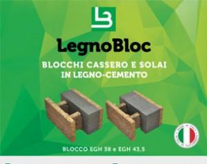 Blocchi in legno-cemento Made in Italy