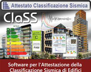 ACS – Attestato Classificazione Sismica