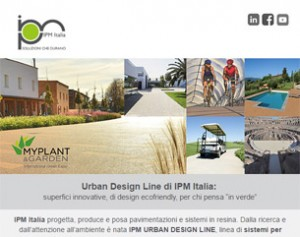 Sistemi ecofriendly per l'outdoor