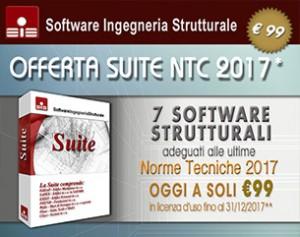 7 Software Strutturali a soli 99 euro